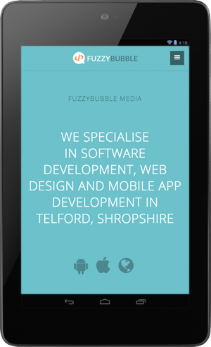 Software, mobile app and web development company in Telford Shropshire